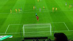 Beşiktaş-Kayseri Maçı Mario Gomez Penaltı Kaçırıyor