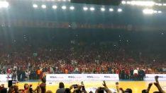 Eurocup Finali Galatasaray Taraftarı