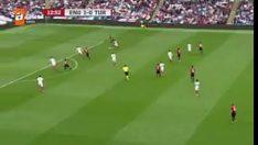 Hakan Çalhanoğlu'nun İngiltere'ye attığı gol