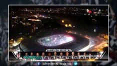 Şampiyon Beşiktaş kupasını böyle aldı – Kupa Töreni
