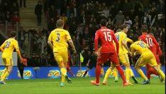 A Milli Takım'ın Euro 2016 elemelerinde attığı tüm goller