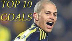 Alex de Souza 'nın 10 Golü Fenerbahçe S.K 2004-2012