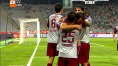 Bursaspor – Trabzonspor Süper Kupa Maçı Golleri