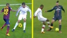 Dünyanın En İyi Futbolcularının zor anları