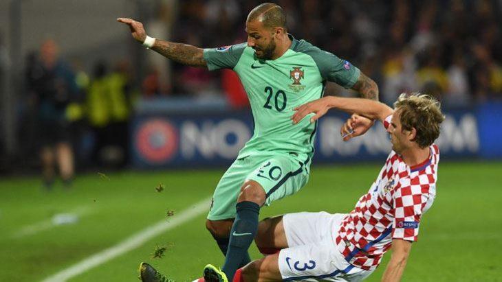 Quaresma, Portekiz'i Çeyrek Finale çıkardı