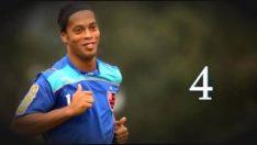 Ronaldinho' nun en güzel 10 golü