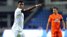 Başakşehir kritik maçı kazandı: 0-1