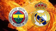 Fenerbahçe-Madrid Maçı Ne Zaman, Hangi Kanalda?
