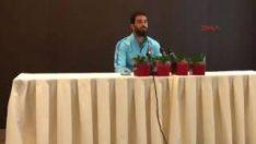 Arda Turan Milli Takım basın toplantısı