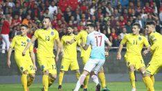 Kosova'nın aday kadrosu açıklandı