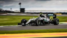 Formula 1 de durak Britanya GP