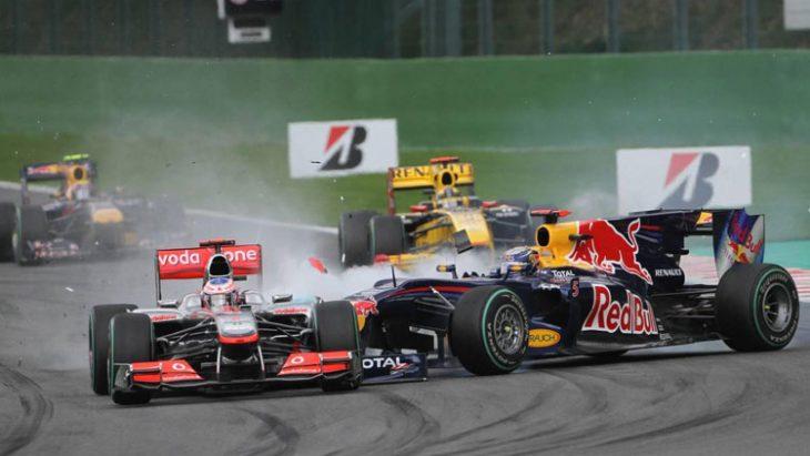 Formula 1'de sıradaki yarış Belçika GP