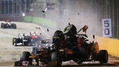 F1'de yeni durak Singapur