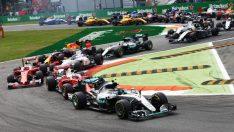 Formula 1'de durak İtalya GP