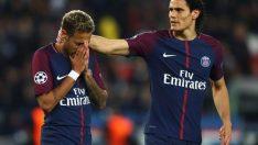 Neymar-Cavani krizinde buzlar eridi..