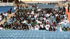 Suudi Kadınlara Stadyum Hakkı