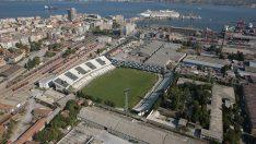 Altay Alsancak Stadyumu'na Ruhsat Çıkmadı