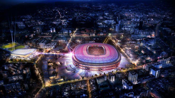 Camp Nou İsim Hakkı Grifols'a mı Satılacak
