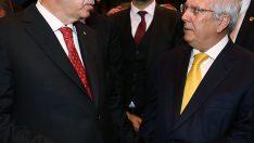 """Resepsiyon da """"Fenerbahçe"""" Muhabbeti"""