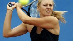 Maria Sharapova Moskova'ya alışamadı
