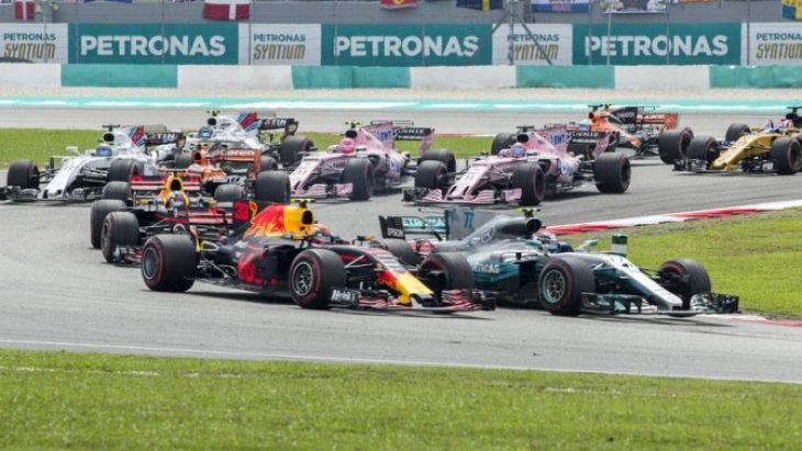 Formula 1'de durak ABD