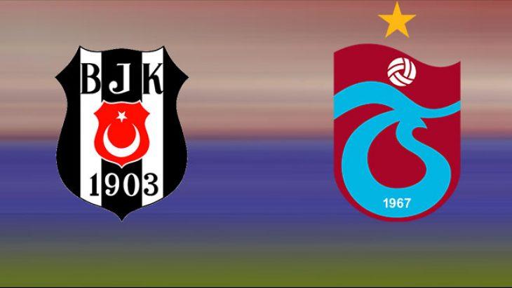 Beşiktaş, Trabzonspor'u ağırlıyor