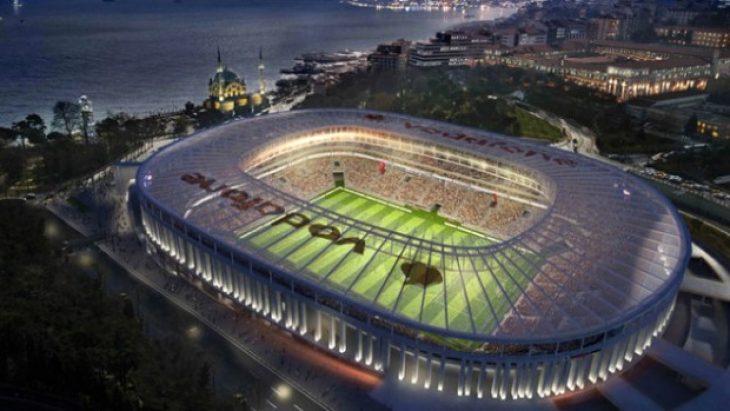 Vodafone Park En İyi Statlar Listesinde