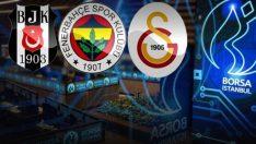 Galatasaray Borsada da Tutulamıyor