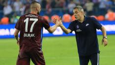 Burak Yılmaz, Beşiktaş maçında oynayacak mı?
