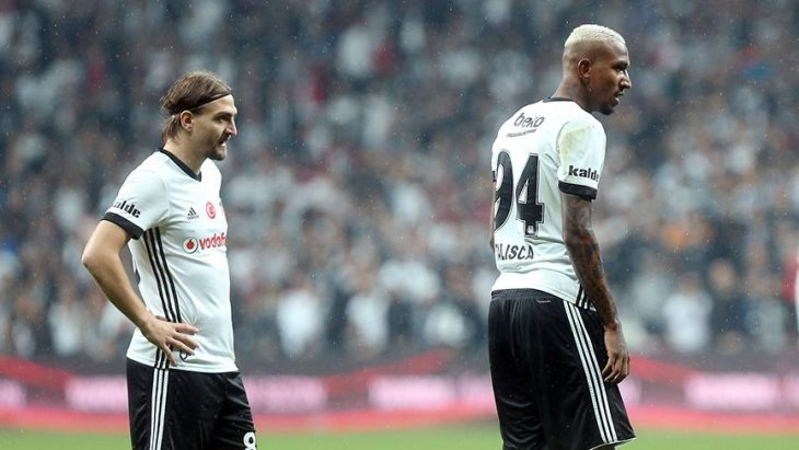 """Şenol Güneş """"Burası Beşiktaş haddinizi bilin"""""""