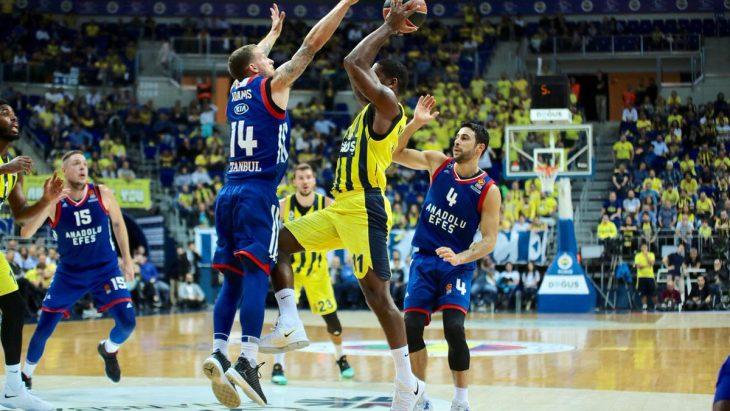 Türk derbisi Fenerbahçe'nin