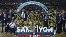 Cumhurbaşkanlığı Kupası 7. kez Fenerbahçe Doğuş'un