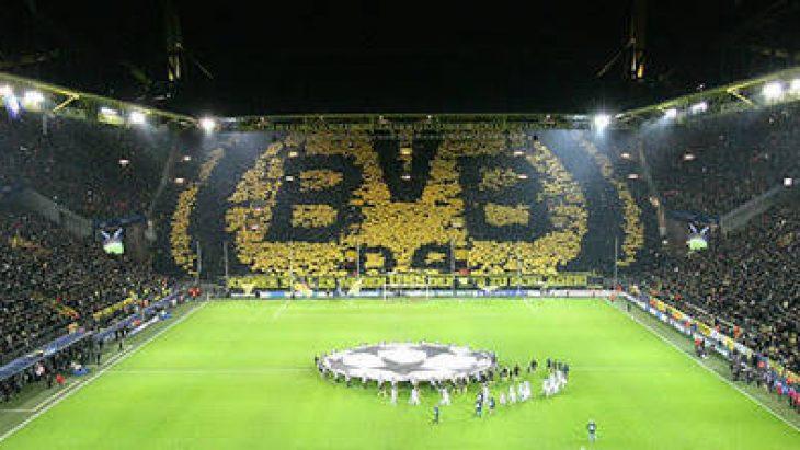 Dortmund'un Kalesi Yıkıldı