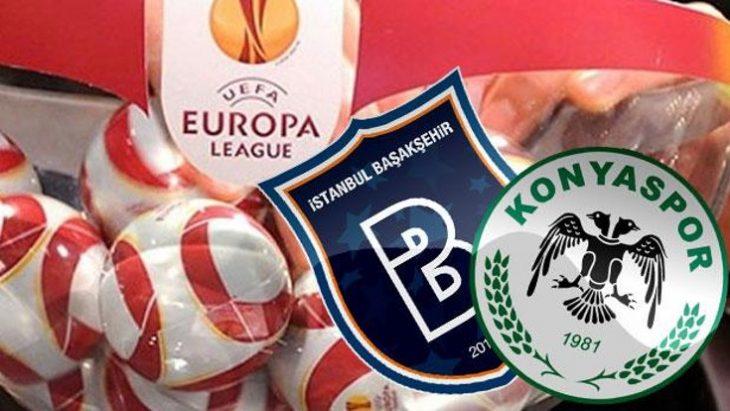 UEFA Avrupa Ligi'nde Türklerin gecesi