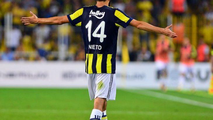 Neto'dan Galatasaray'a salvo!