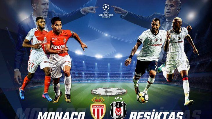 Monaco'da Beşiktaş maçı için kadroyu açıkladı