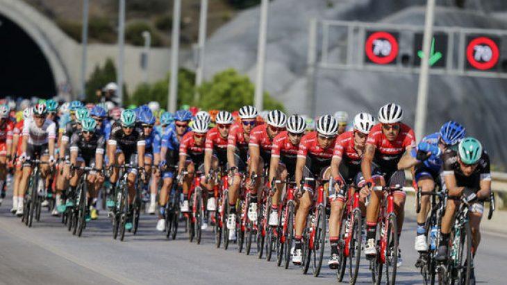 53. Cumhurbaşkanlığı Türkiye Bisiklet Turu tamamlandı!