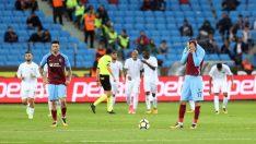 Trabzon'da şok yenilgi!
