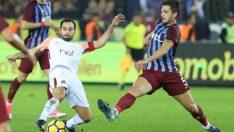 Trabzonspor'dan lidere çelme!