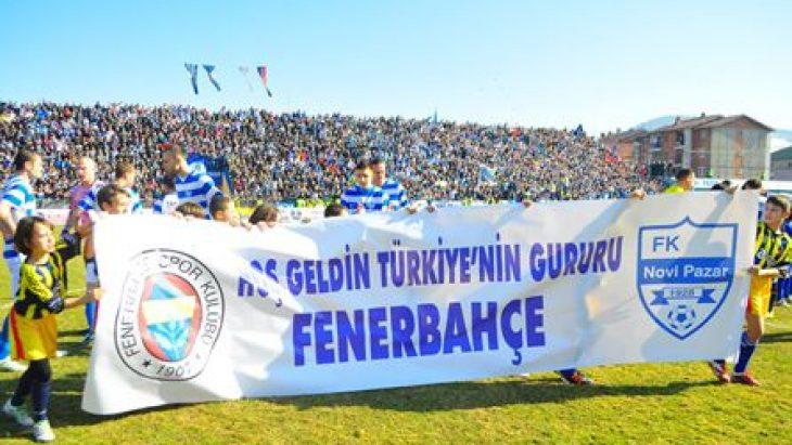 Fenerbahçe'nin Kardeş Takımı Novi Pazar Ligden Çekildi