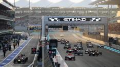 Formula 1'de sezon Abu Dhabi ile sona eriyor