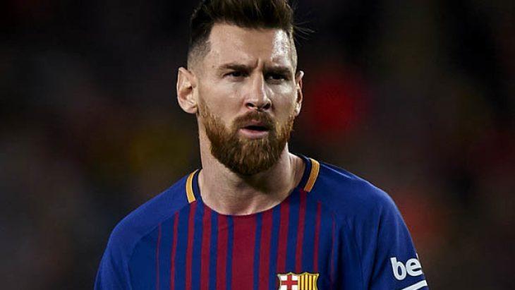 Dünya yıldızı Messi imzayı attı!