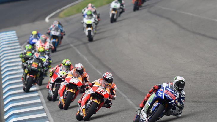 MotoGP'de Şampiyonluk Son Yarışa Kaldı