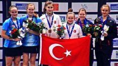 Bakan Osman Aşkın Bak'tan Şampiyon badmintonculara tebrik