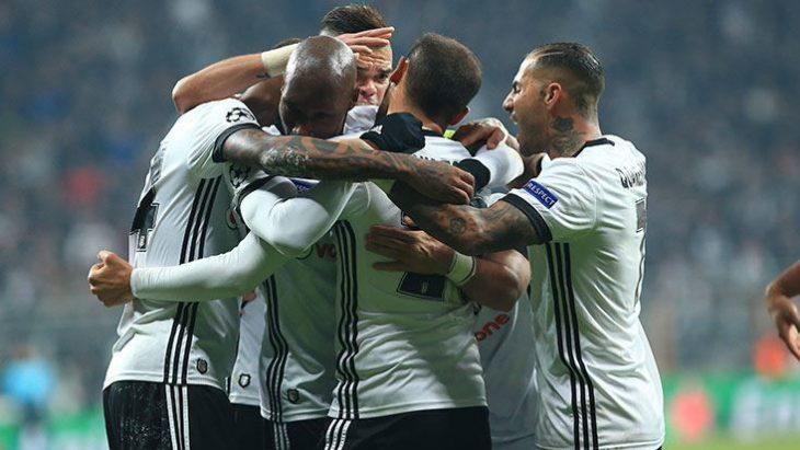 Beşiktaş İlk Kez Şampiyonlar Liginde Gruptan Çıktı
