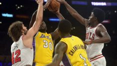 Los Angeles Lakers'tan muhteşem geri dönüş
