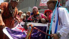 Peru'da Tarihi Maç Öncesi Ayin Yapıldı