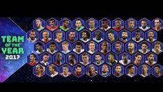 UEFA Yılın 11'i olacak adayları açıkladı