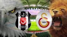 Derbide Beşiktaş Galatasaray'ı Dağıttı