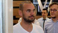 Sneijder'den Katar açıklaması